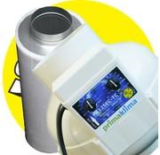 G Tools Combo PK 125 Ventilador + K1604 Filtro de Carbón