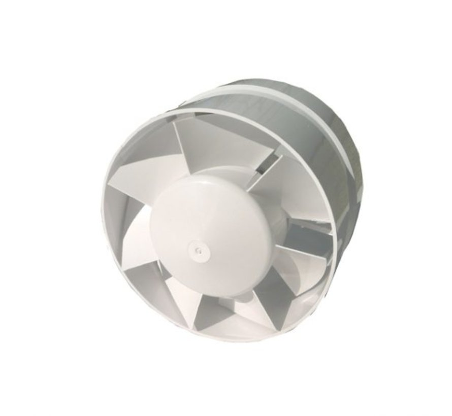Combo Winflex 185 Fan + Prima Klima K2600 Mini Eco Carbon Filter