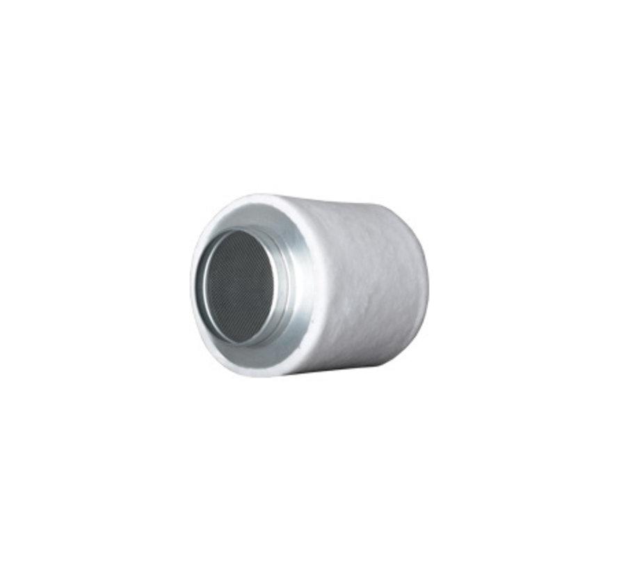 G-Tools Winflex Buisventilator 125mm + PK2600 Mini Koolstoffilter