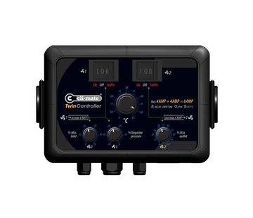 Cli-mate Twin Controller 4+4AMP