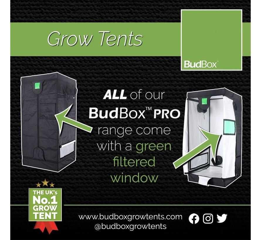BudBox Pro L200 Kweektent Wit 100x100x200 cm