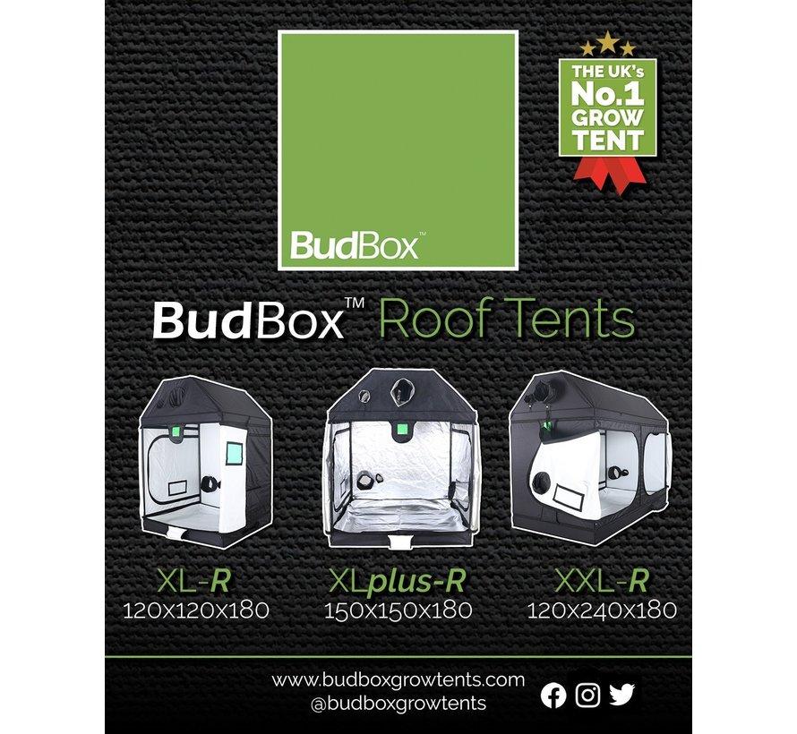 Pro XL Plus R Grow Tent White 150x150x180 cm
