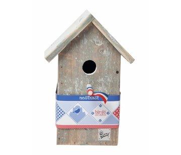Buzzy Birds Old Dutch Birdhouse