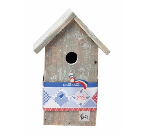 Buzzy Birds Altes Holländisches Vogelhaus