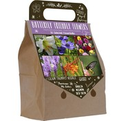 "Florex Spring Bulbs ""Butterfly Friendly"" Pick-up Bag"