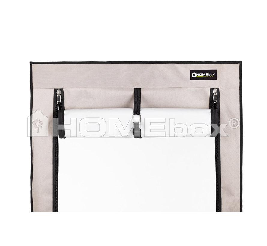 Homebox Ambient R240 + Plus Growbox 240x120x220 cm