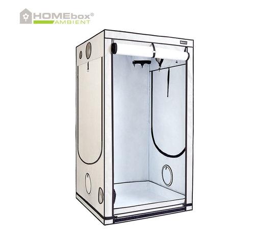 Homebox Ambient Q120 + Plus Growbox 120x120x220 cm