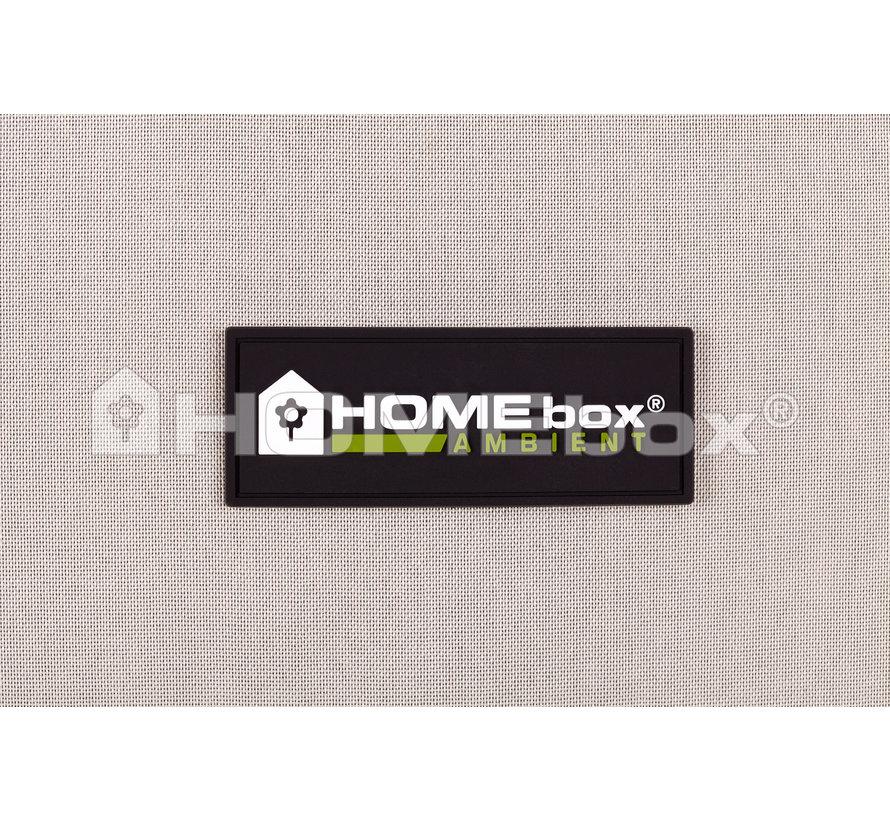 Homebox Ambient Q120 + Plus Kweektent 120x120x220 cm