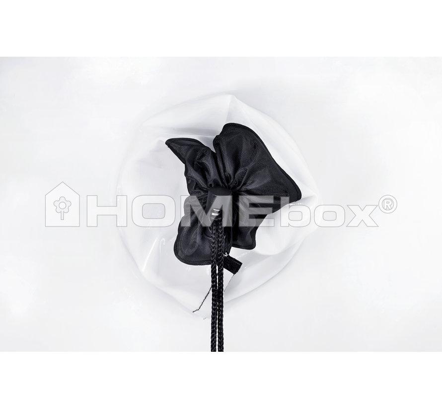 Ambient Q120 + Plus Growbox 120x120x220 cm