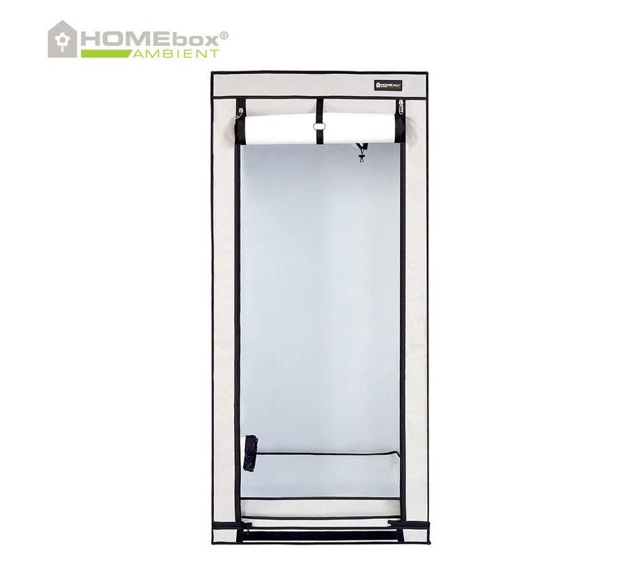 Homebox Ambient Q80 + Plus Growbox 80x80x180 cm