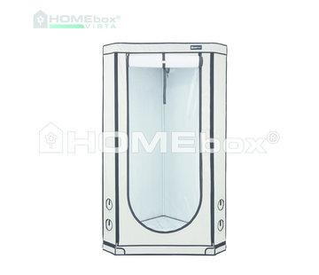 Homebox Vista Triangle + Plus Growbox 75x120x200 cm