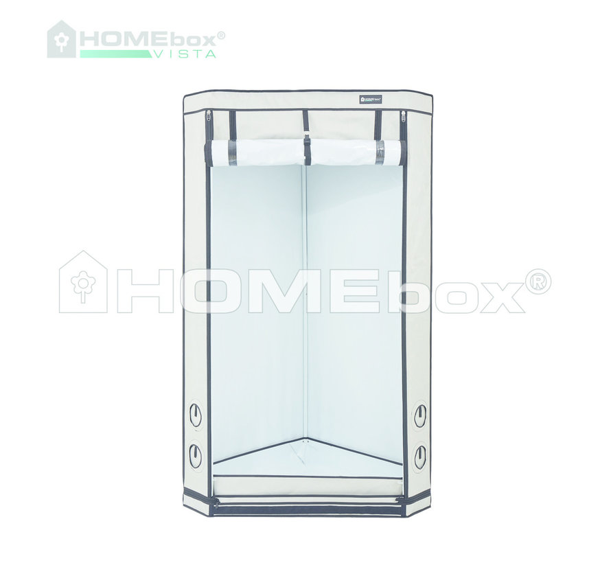 Homebox Vista Triangle + Plus Kweektent 75x120x200 cm