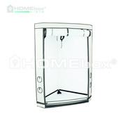 Homebox Vista Triangle Growbox 75x120x160 cm
