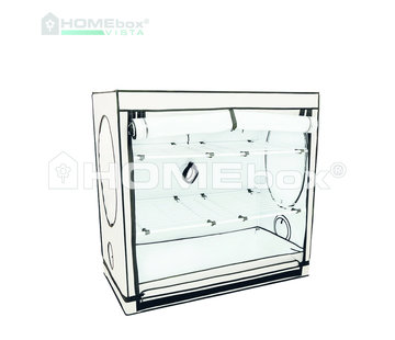 Homebox Vista Medium Propagator Kweektent 65x125x120 cm