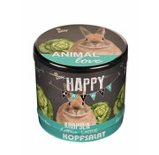 Buzzy Happy Garden Animal Love Lettuce Rabbit