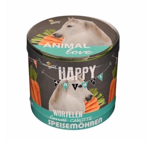 Buzzy Happy Garden Animal Love Wortel Paard