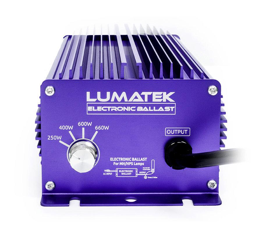EVSA 600 Watt 240 Volt Dimbaar