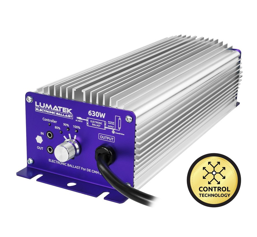 Digital Ballast DE CMH 630W 240V Dimmable and Controllable