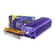 Lumatek Kit Ultimate Pro 600W 400V Controlable Lastre Electrónico + 600W 400V Lampara