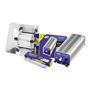Lumatek Tekken Pro Kit CMH Lastre Electrónico 630W + Hammertone Reflector + 630W DE Lampara