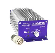 Lumatek Digital Ballast CMH 315W 240V Dimmable and Controllable + E40 Adaptor