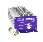 Lumatek Lastre Electrónico CMH 315W 240V Regulable y Controlable + E40 Adaptador