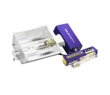 Lumatek Aurora CMH All-in-one 315W Kweeklamp Set