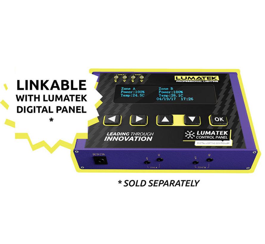 Kit Ultimate Pro 600W 400V Controllable Digital Ballast+ 600W 400V Lamp