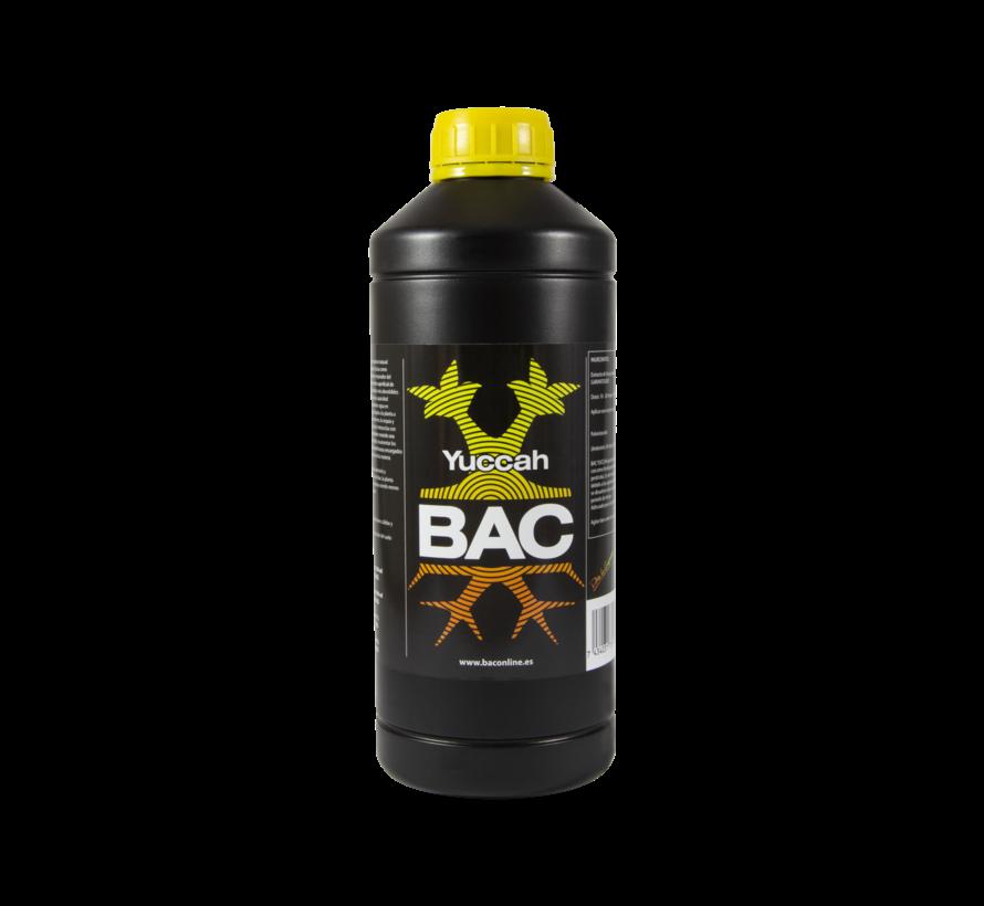BAC Yuccah Bodenverbesserer 1 Liter