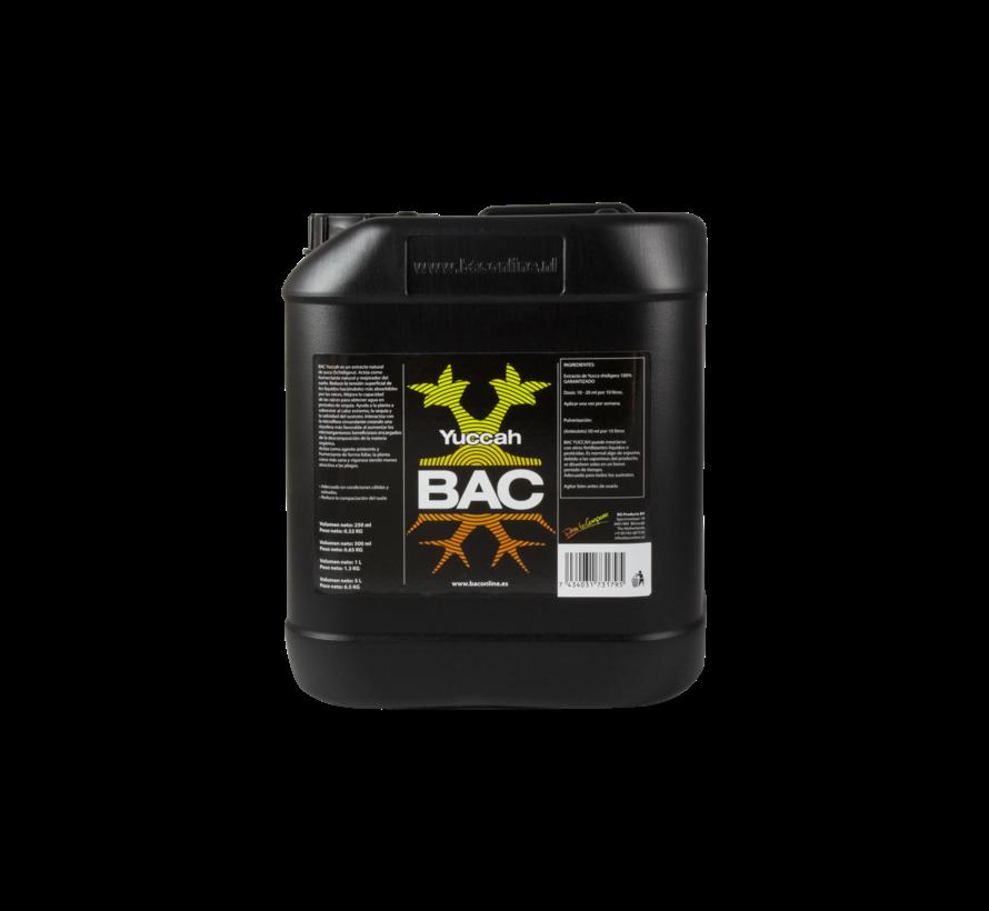 BAC Yuccah Bodemverbeteraar 5 Liter