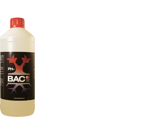 BAC pH - Minus 1 Litre