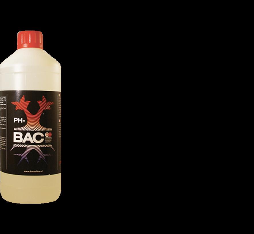 BAC pH - Min 1 Liter