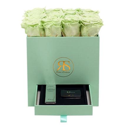 Rosuz cajas de flores