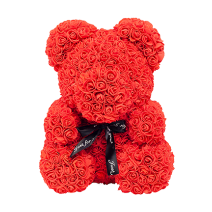 Buy rose bear online