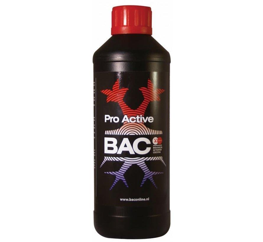 BAC Pro Active Potenciador de Plantas 120 ml