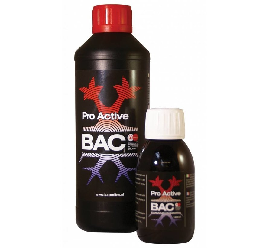 Pro Active Plant Booster 120 ml