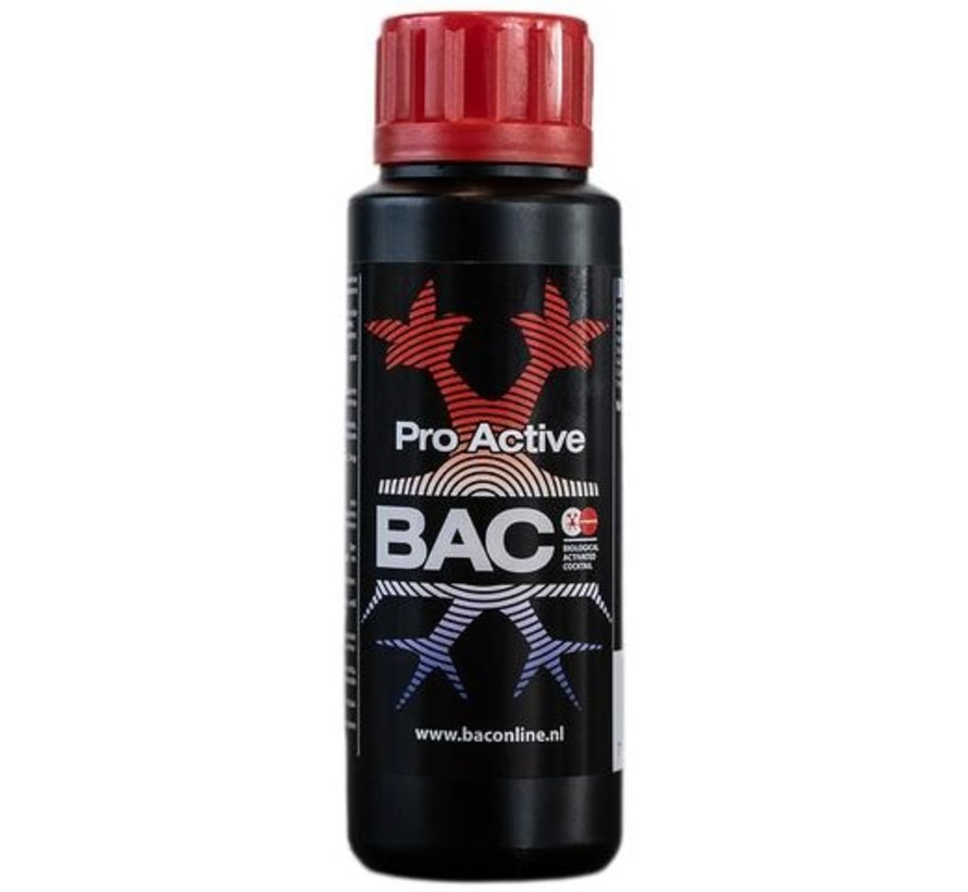 BAC Pro Active Pflanzenverstärker 500 ml