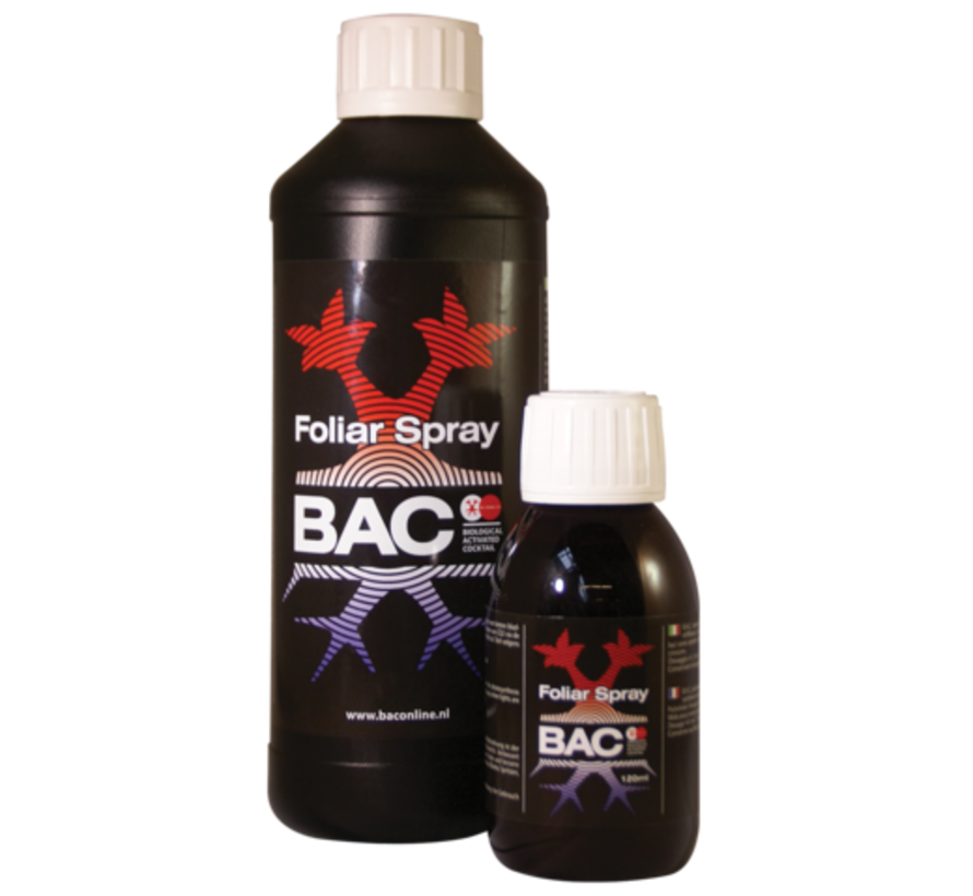 BAC Spray Foliar 500 ml