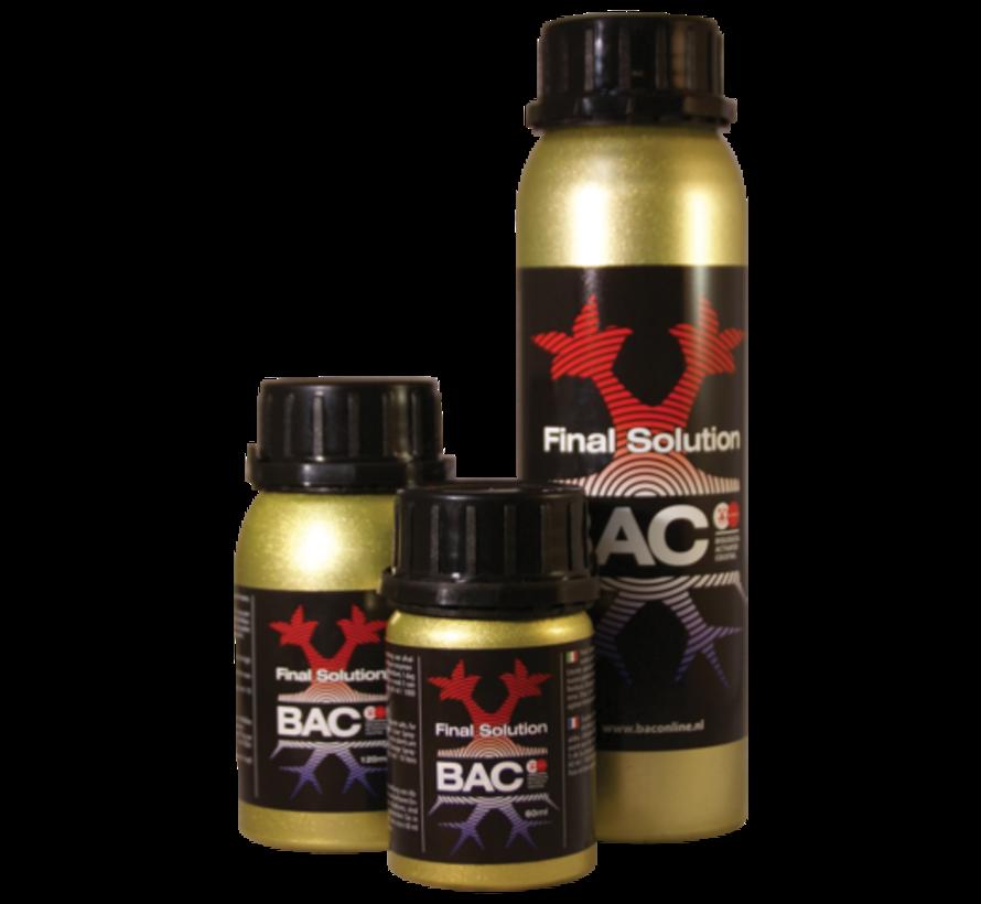 BAC Final Solution Plantstimulator 60 ml