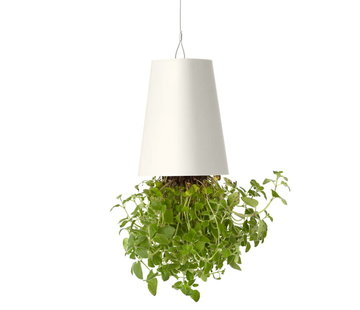 Boskke Sky Planter Recycled Bloempot Wit Groot