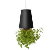 Boskke Sky Planter Recycled Bloempot Zwart Groot