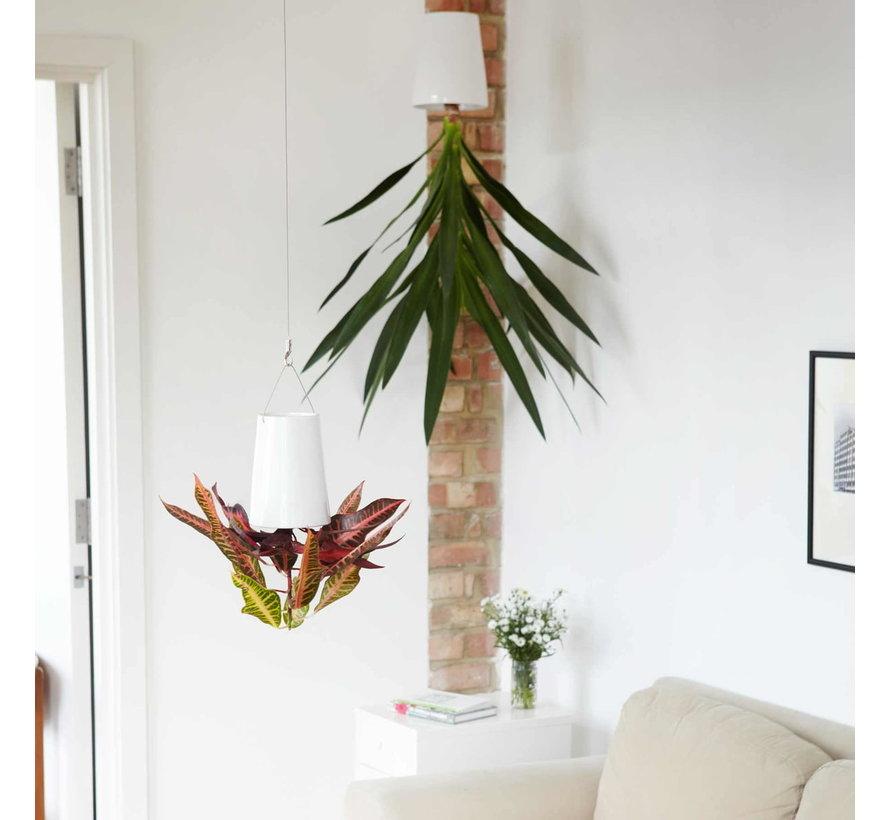 Boskke Sky Planter Blumentopf Keramik Terrakotta Klein