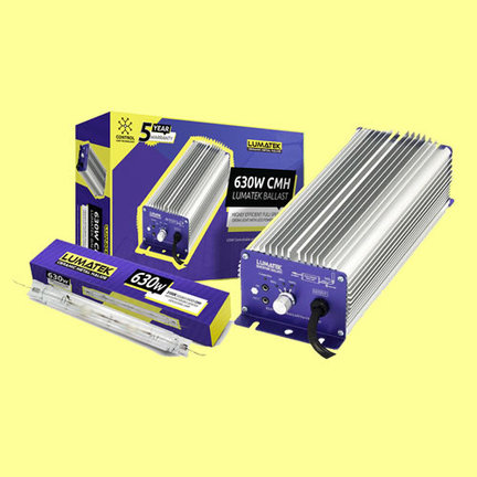 Lumatek grow lights kits