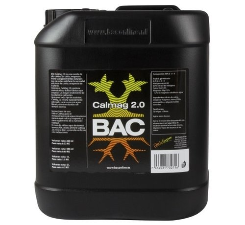 BAC CalMag V2.0 5 litres