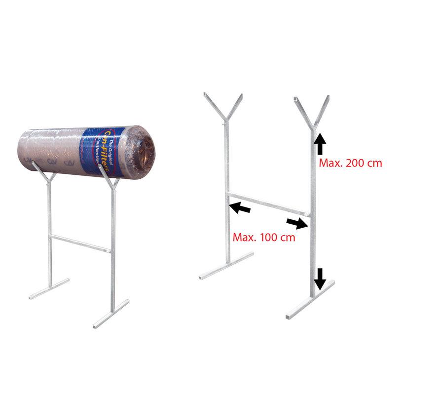Filtersteun voor Koolstoffilter