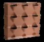 Vertical Terracotta 3 Module Starterset