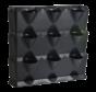 Vertical Zwart 3 Module Starterset