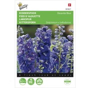 Buzzy Delphinium cultorum Rittersporn Dasante Blau