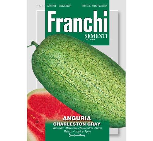 Franchi Meloen Anguria Charleston Gray