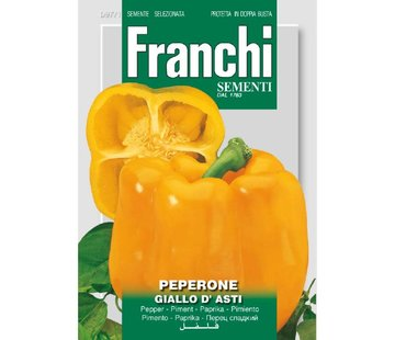 Minigarden Bell Pepper Peperone Giallo d' Asti